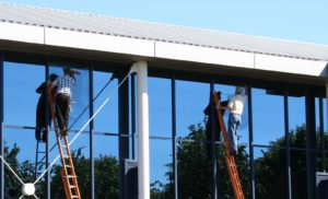 Commercial Window Washing Service in Reno